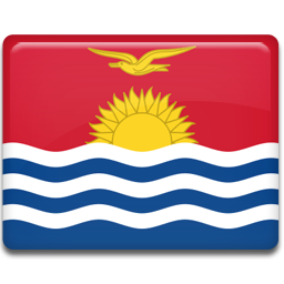 National Flag of Kiribati
