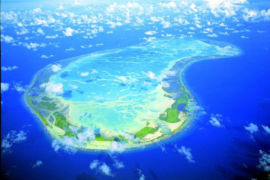 Kiribati islands
