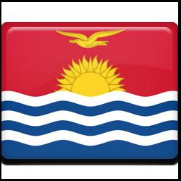 National Flag of Kiribati
